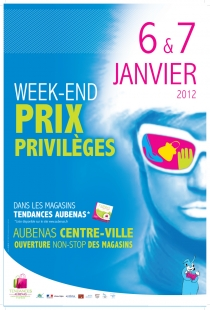 Opération Collective - Week End Privilèges