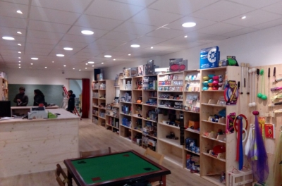 Boutique le point jeux